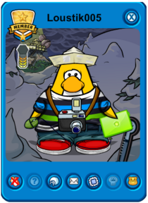 Loustik005's Player Card