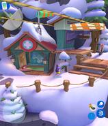 Mt Blizzard Rescue Hut