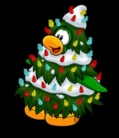 FileTree Costume Happy Holidays Postcard