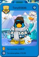 Yo en Frozen