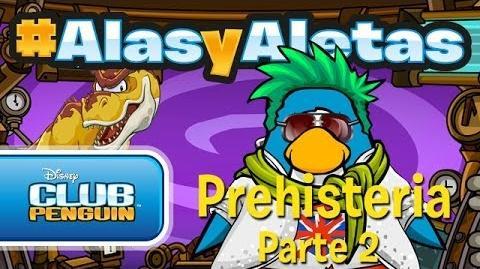 Alasyaletas - Prehisteria Parte 2-0