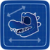 Blueprint The Lizard Head icon