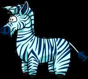Cebra icono
