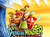 Club Penguin: Monster Beach Party