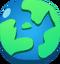 Emoticón Tierra