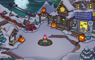 Halloween Party 2015 Ski Village