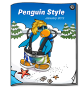 January 2011 Penguin Style Catalog