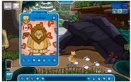 Lion iglú
