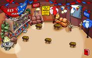 Penguin Games Book Room