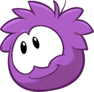 Purple Puffle32 New Design