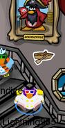 Rowboat pin location