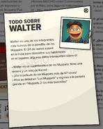 Walter secretos