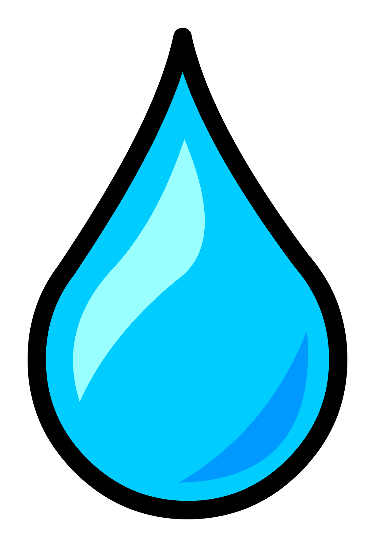 image water droplet pin png club penguin wiki fandom powered