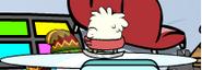 White Puffle playing (2)