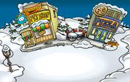 Apertura de la Pizzería - Plaza