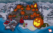 Halloween Party 2009 Dock