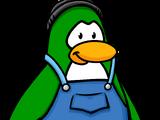 Pingüino Saltos Acuáticos
