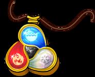 Amuleto de Card Jitzu