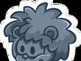 Lion Statue Pin