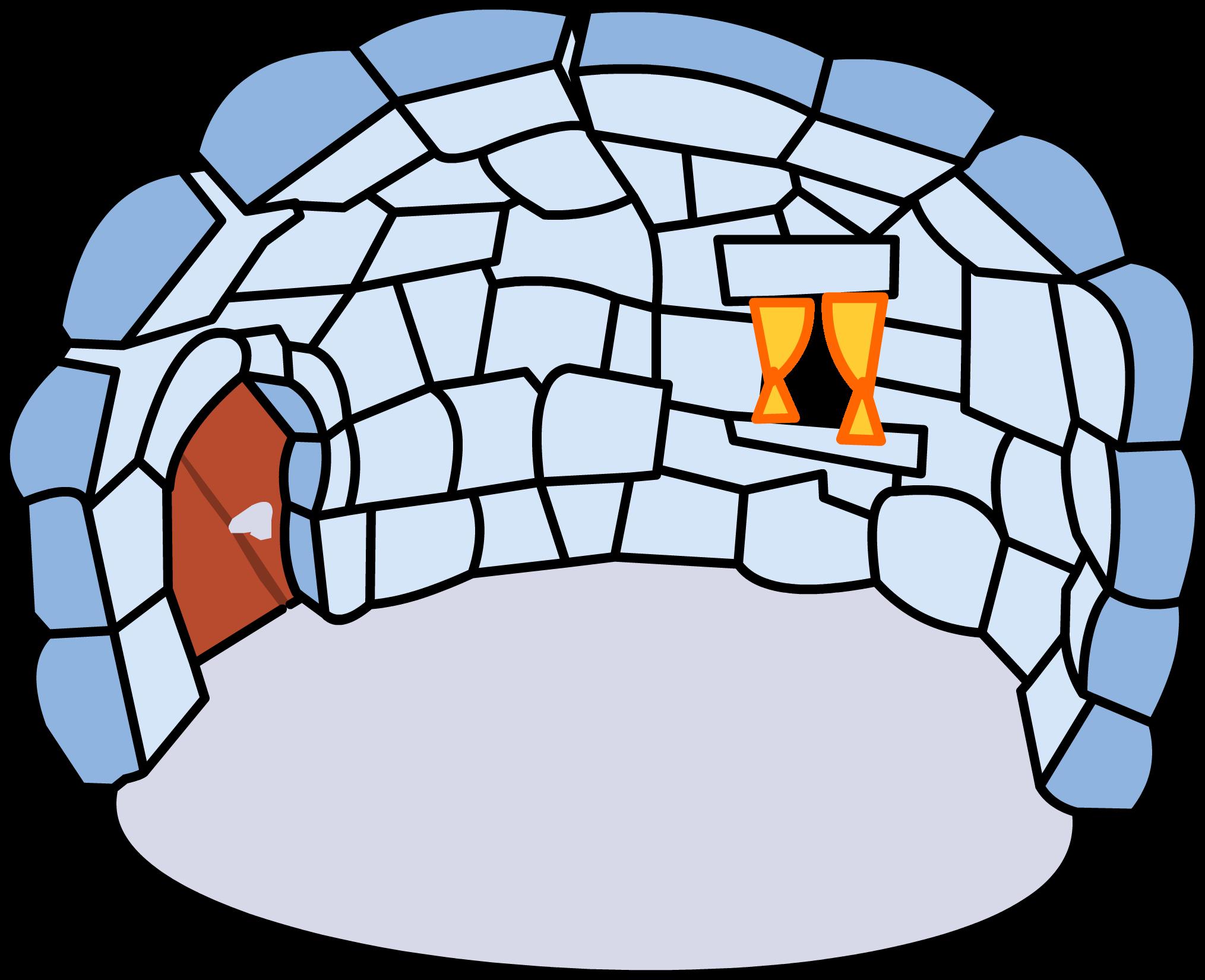 Basic Igloo | Club Penguin Wiki | FANDOM powered by Wikia