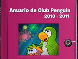Anuario de Club Penguin 2010-2011