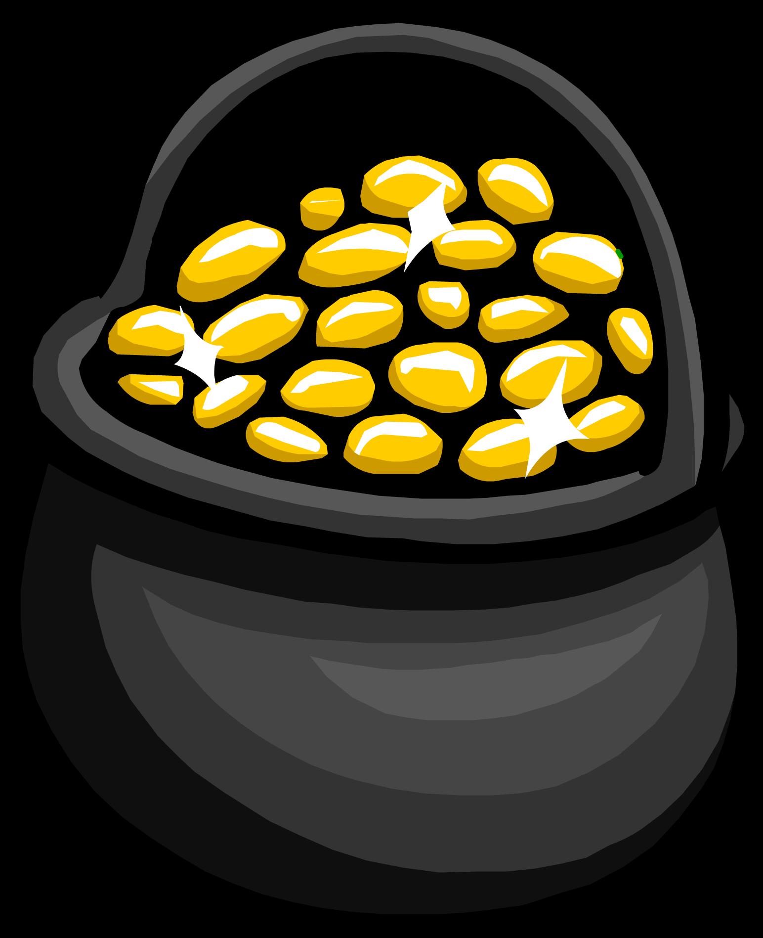 Pot OGold Club Penguin Wiki FANDOM powered by Wikia