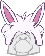 Rabbit Puffle Cap icon