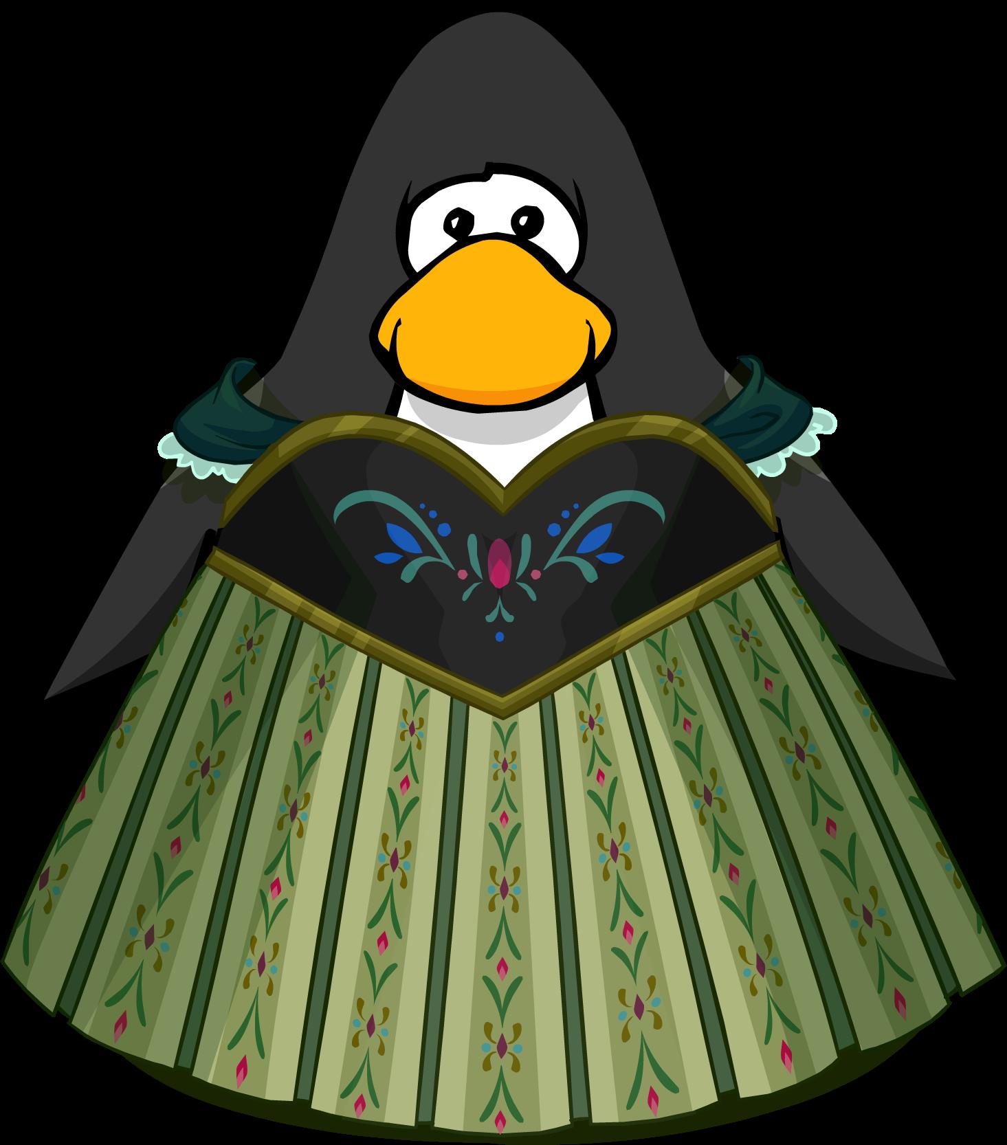 Imagen - Vestido de Coronación de Anna carta.PNG | Club ...