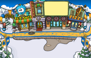 Waddle On Party Plaza