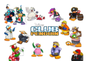 ClubPenguinMascots