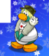 Epic White Puffle card image