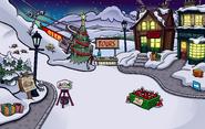 Holiday Party 2009 Ski Village