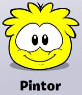 Mi Puffle Pintor