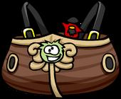 Migrator Mascot Costume icon ID 772
