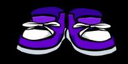 Purplesneakers
