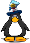 Sombrero de la Copa CP carta