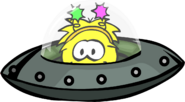 Space Adventure Planet Y Yellow Puffle