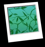 EmeraldLeavesBackgroundIcon
