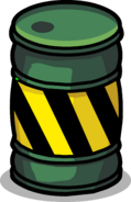 Hazard Barrel sprite 001