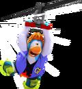 Isla de Club Penguin Samdunk
