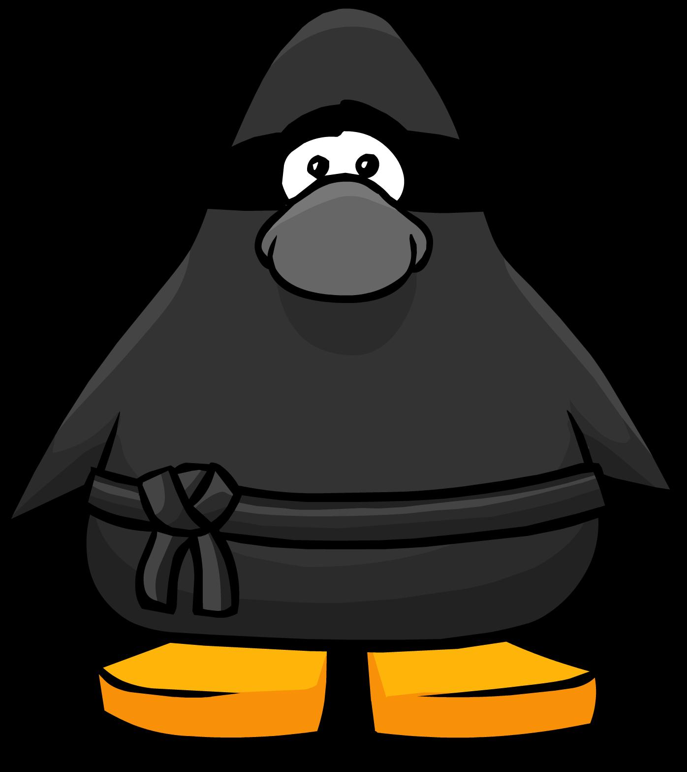 ninjas in club penguin ninja bg - Club Penguin Coloring Pages Ninja