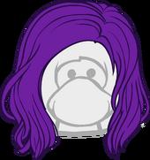 Peinado de Mal icono