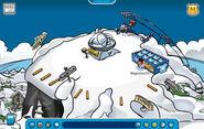 Snow Ski Hill