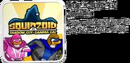 Squidzoid vs Shadow Guy and Gamma Gal