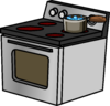 Stainless Steel Stove sprite 006