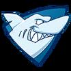 Calcomanía Tiburones icono