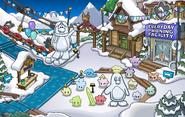 Festival of Snow 2015 Ski Village