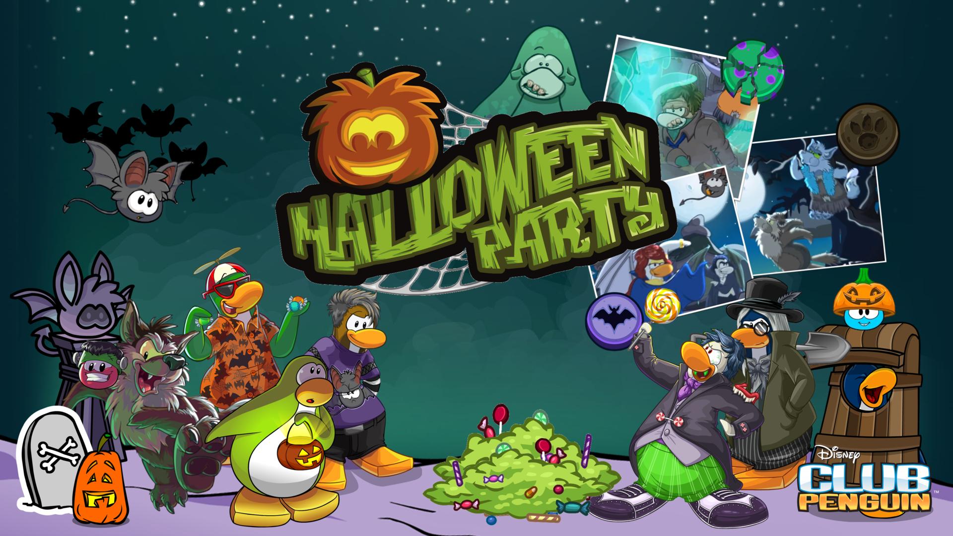 halloween party 2013 halloween2013 wallpaper madeby khantar07 update - Halloween Party Wallpaper
