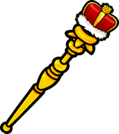 Royal Scepter