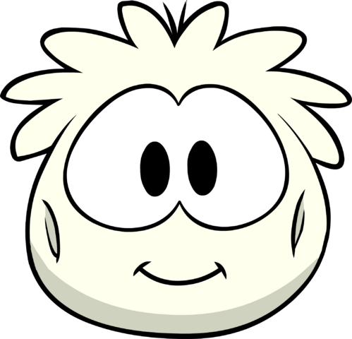 File:White Puffle Costume clothing icon ID 4549.png